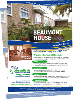 Care Home Leaflets & Posters
