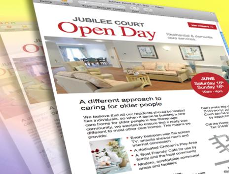 Care Home Marketing | E-mailers